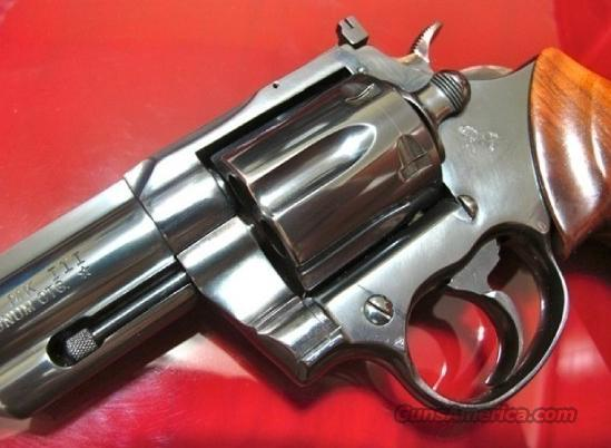 "Colt Mk III 6"" 1977 -Collector Quality  Guns > Pistols > Colt Double Action Revolvers- Modern"