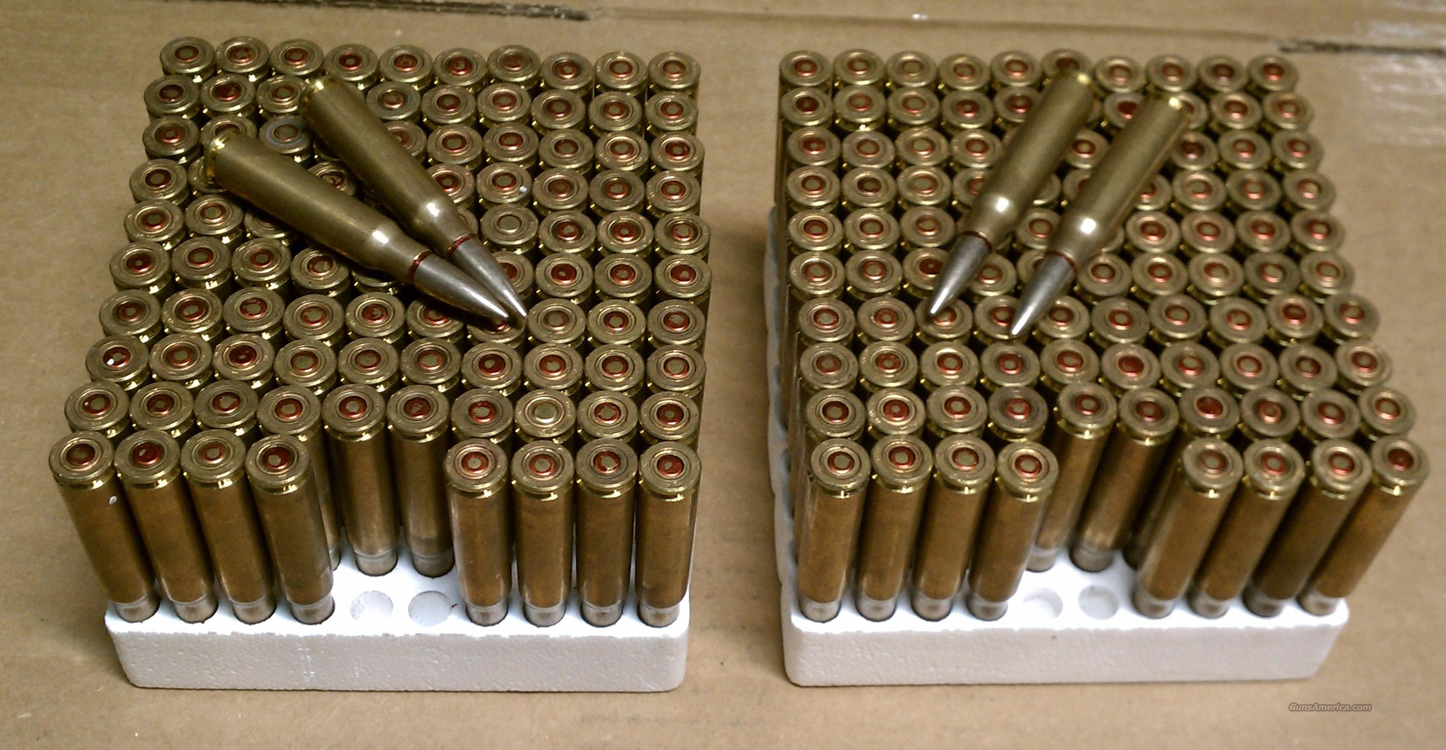 200 rounds 7.5x54 7.5 French MAS MILITARY  Non-Guns > Ammunition