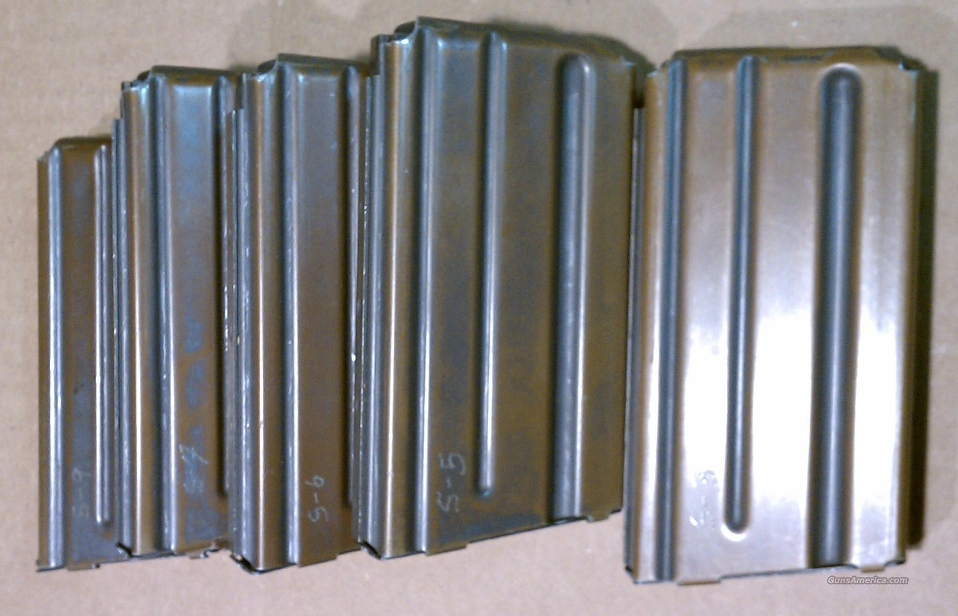 FOUR PRE-BAN COLT FACTORY 20-round AR-15 mags   Non-Guns > Magazines & Clips > Rifle Magazines > AR-15 Type