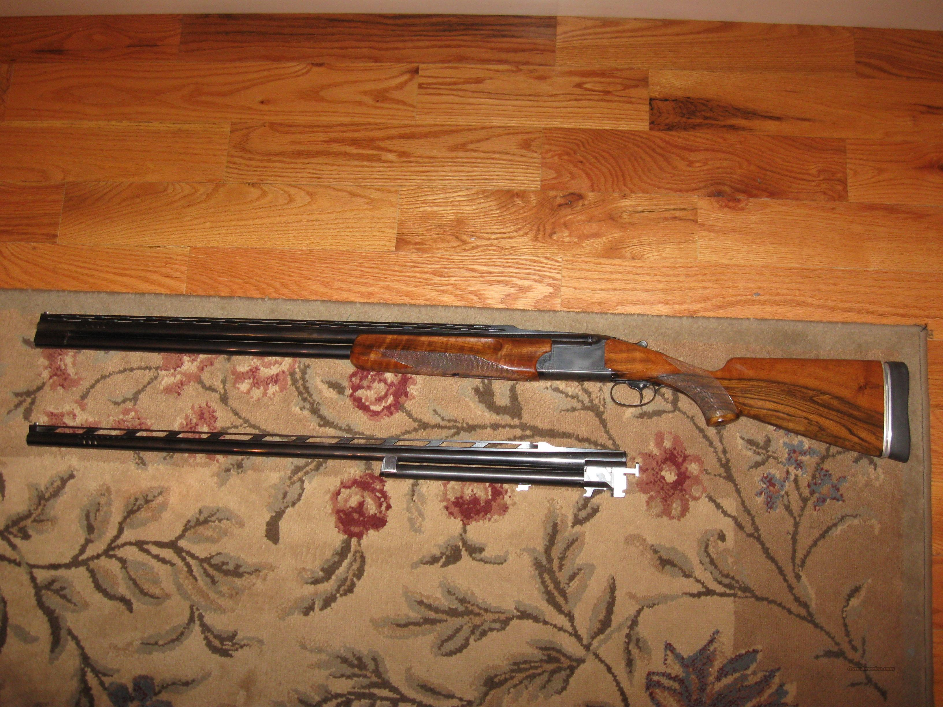 Franchi model 2003 O/U  Guns > Shotguns > Franchi Shotguns > Over/Under > Trap/Skeet