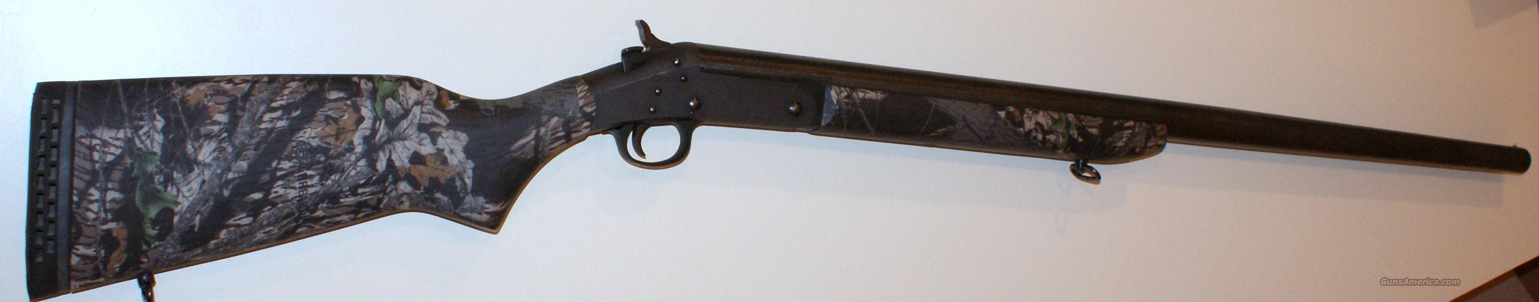 New England Pardner Model SB2 10ga Single Shot Used  Guns > Shotguns > New England Firearms (NEF) Shotguns