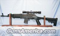 Saiga 223 Remington AK-47 stile semi-automatic rifle  Guns > Rifles > Saiga Rifles