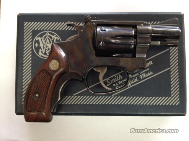 Smith and Wesson 34-1 in 22LR  Guns > Pistols > Smith & Wesson Revolvers > Pocket Pistols