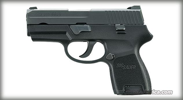Sig Sauer Sub Compact P250 with night sites in 45 ACP  Guns > Pistols > Sig - Sauer/Sigarms Pistols > P250