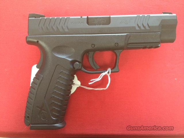 Springfield Armory XDM 4.5 in 9 mm  Guns > Pistols > Springfield Armory Pistols > XD-M