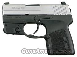 Sig Sauer P290 with laser  Guns > Pistols > Sig - Sauer/Sigarms Pistols > P290