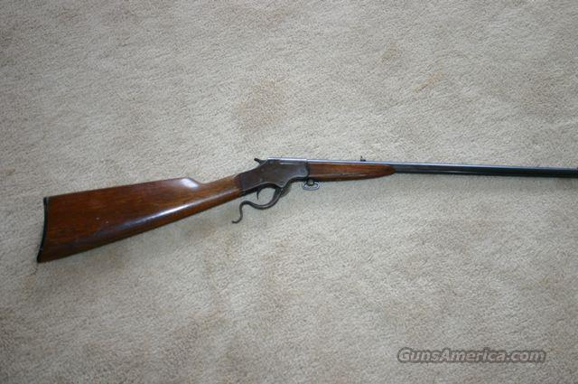 25 Stevens !  Nice, clean collectible - with ammo.  Guns > Rifles > Stevens Rifles