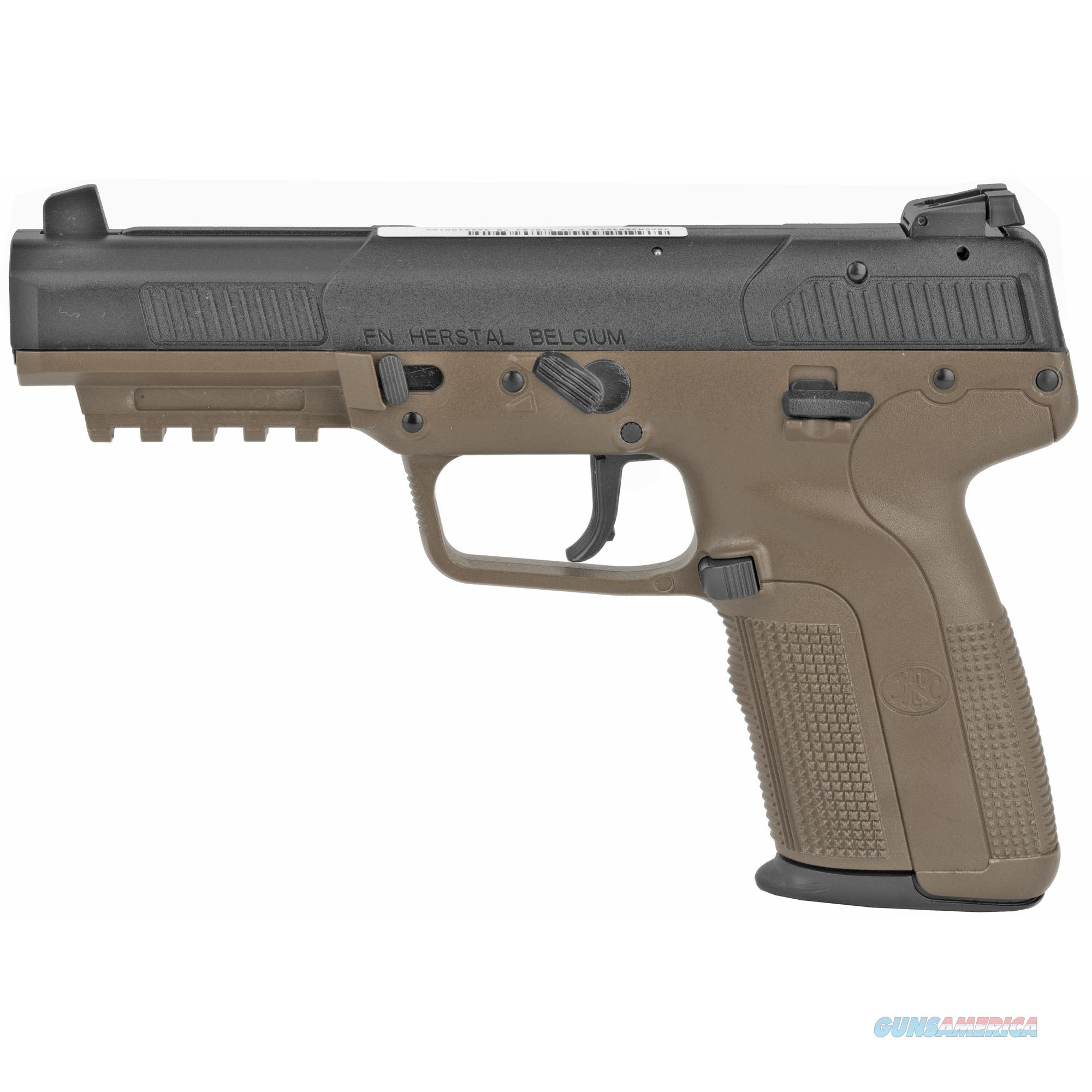 FN FIVE SEVEN 5.7X28MM 20RD AS FDE For Sale
