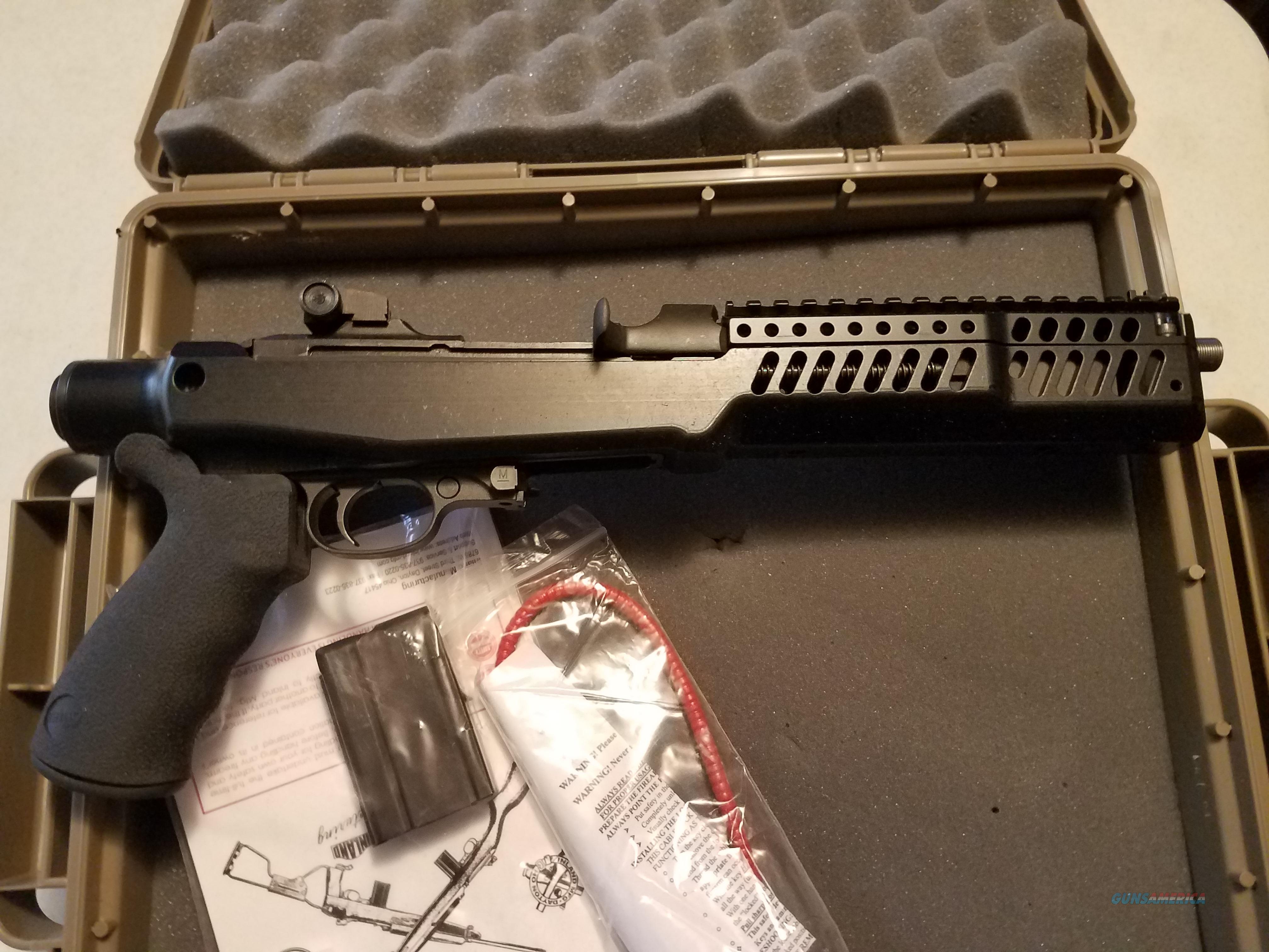 Inland Motor Patrol Pistol M30-IMP Pistol  Guns > Pistols > Inland Manufacturing Pistols