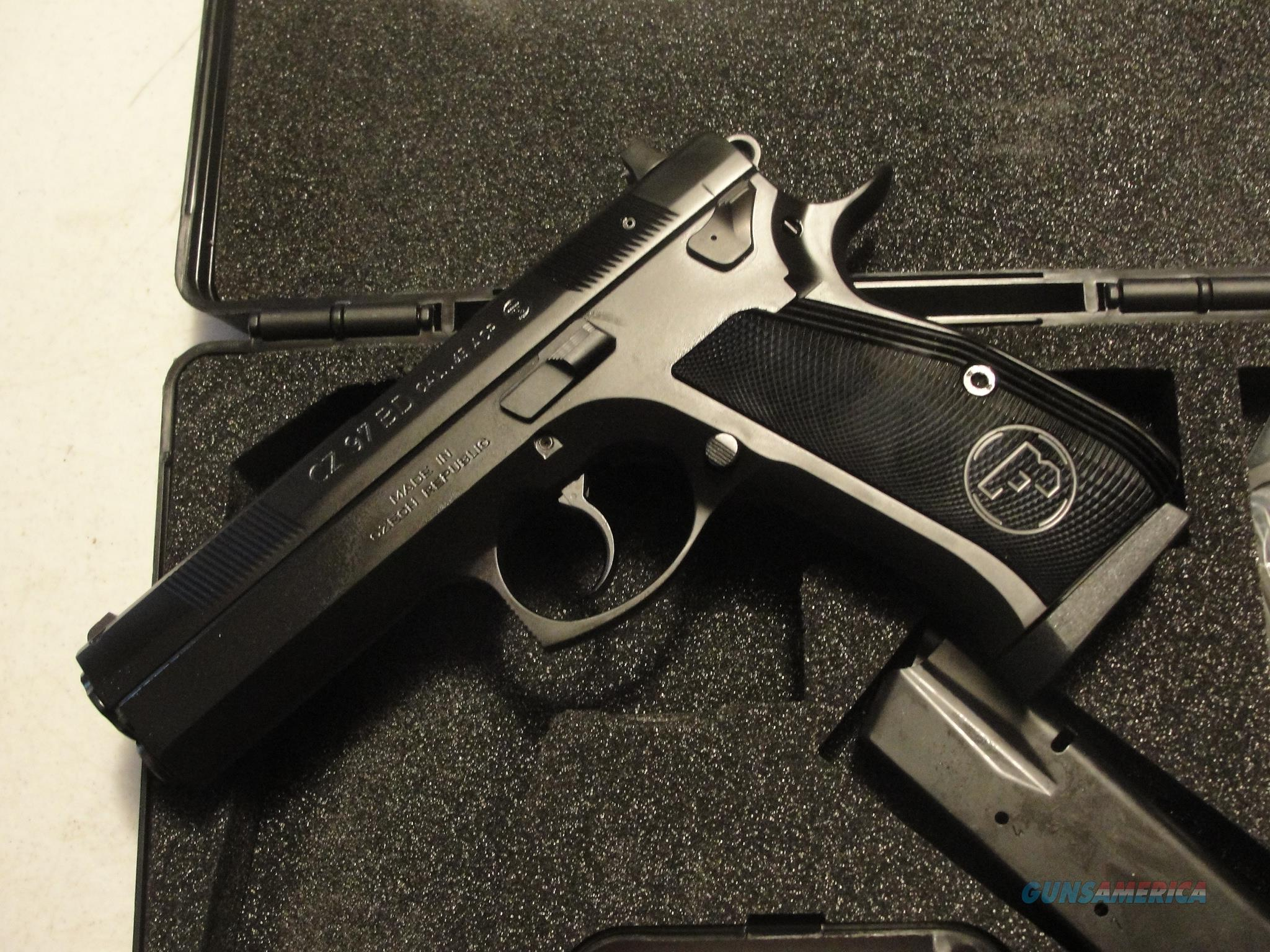 CZ 97 BD 45ACP  Guns > Pistols > CZ Pistols