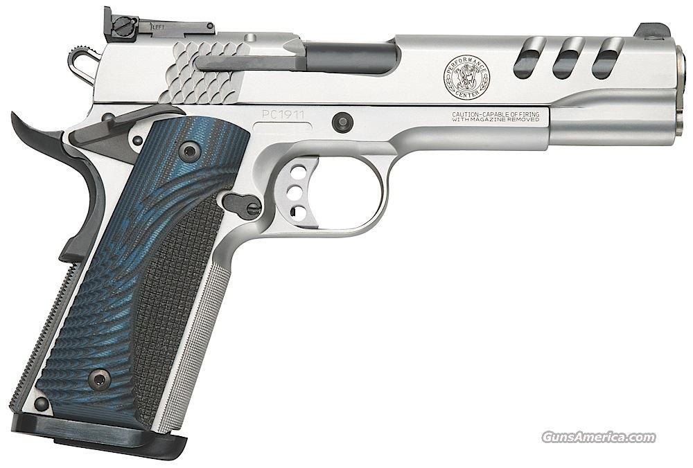 S&W 1911 170343 PFMCTR 45 5 GLS BD   Guns > Pistols > Smith & Wesson Pistols - Autos > Steel Frame