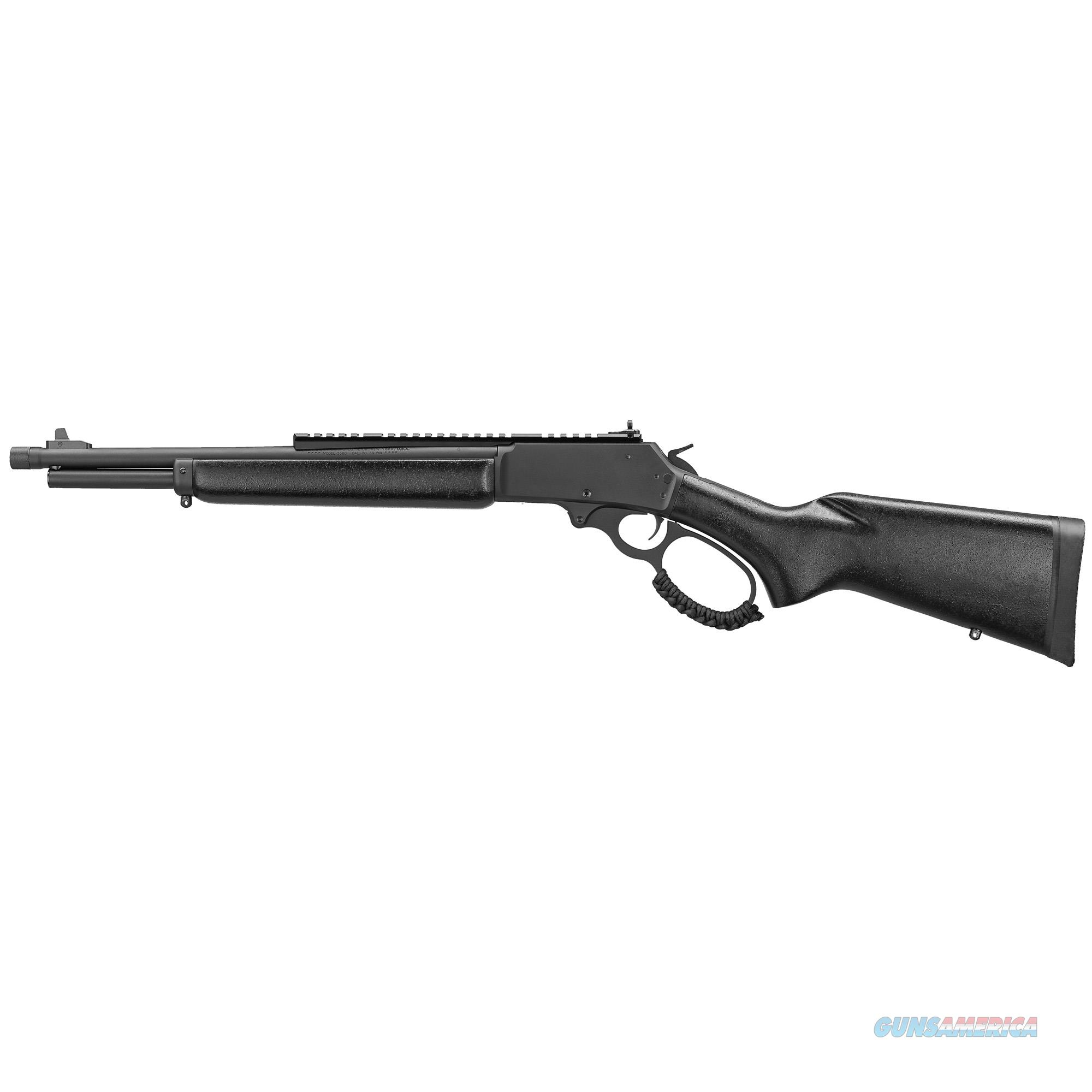 "Marlin 336 Dark .30-30 Win 16.25"" Threaded  Guns > Rifles > Marlin Rifles > Modern > Lever Action"