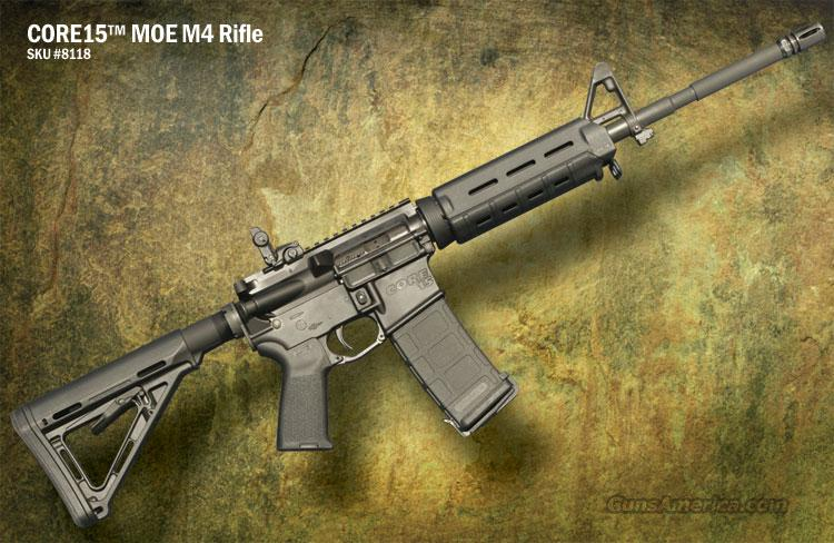 Core 15 Moe M4 (Black, OD Green, FDE)  Guns > Rifles > AR-15 Rifles - Small Manufacturers > Complete Rifle