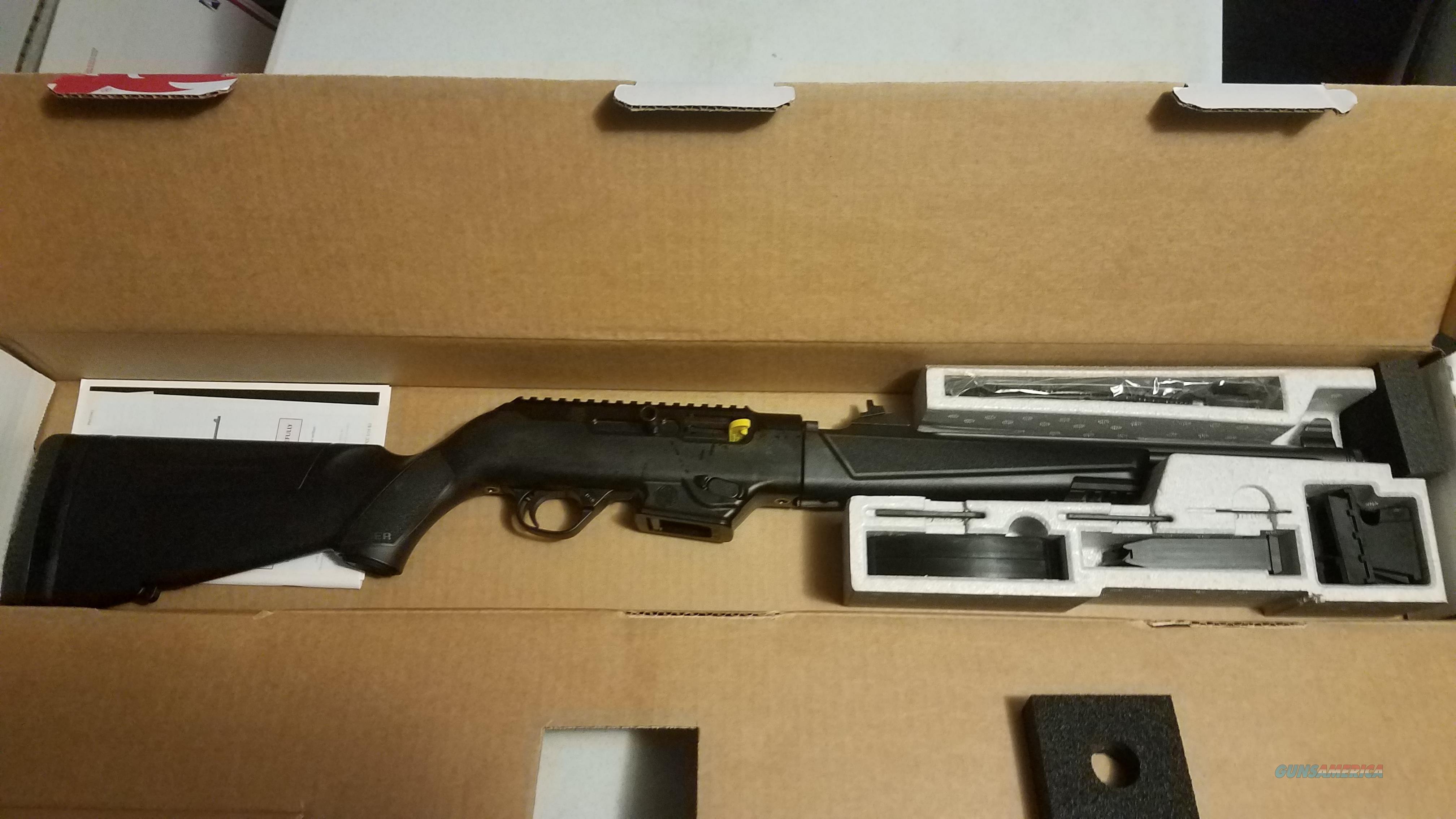 "RUGER PC 9MM 16.12"" 10RD  Guns > Rifles > Ruger Rifles > PC Carbine"