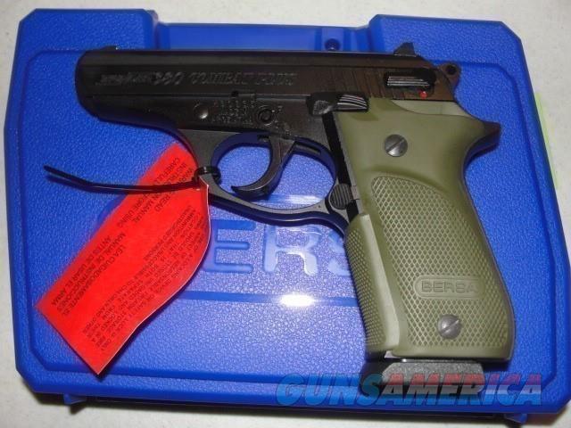 BERSA THUNDER COMBAT PLUS 15+1  Guns > Pistols > Bersa Pistols