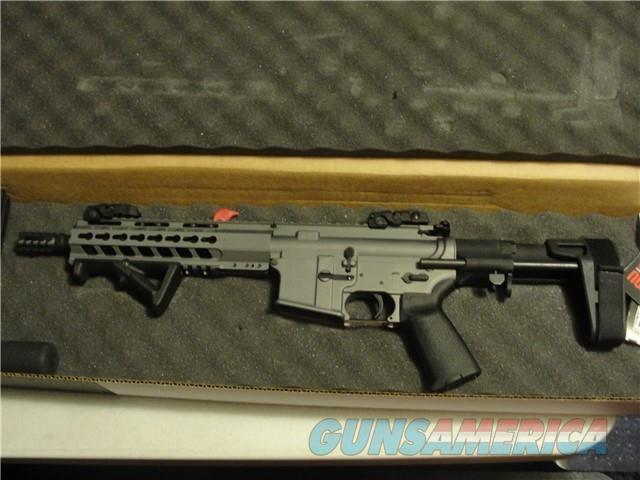Diamondback DB15 TACTICAL GREY W/EXTRAS  Guns > Pistols > Diamondback Pistols
