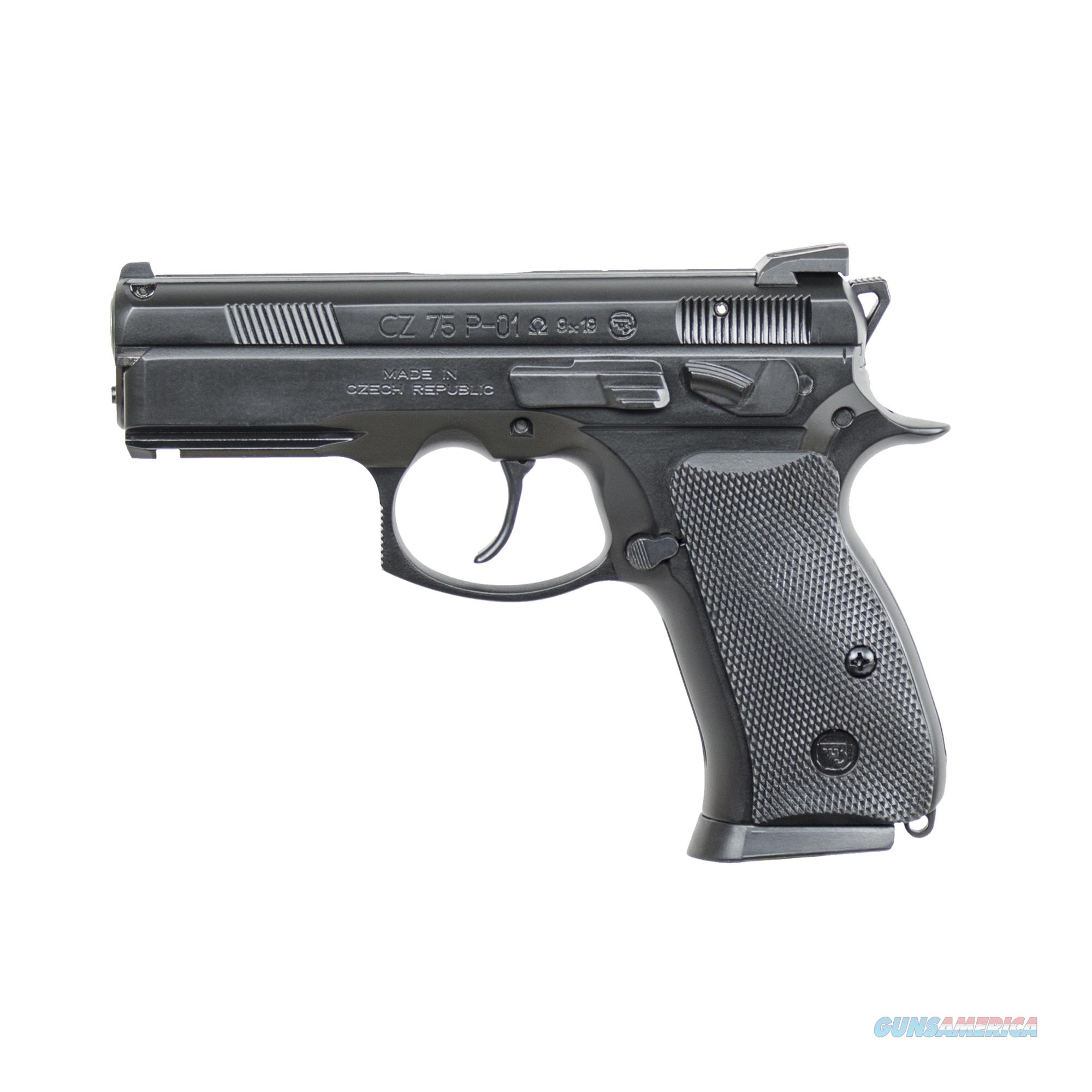 CZ P-01 Convertible (Omega)  Guns > Pistols > CZ Pistols