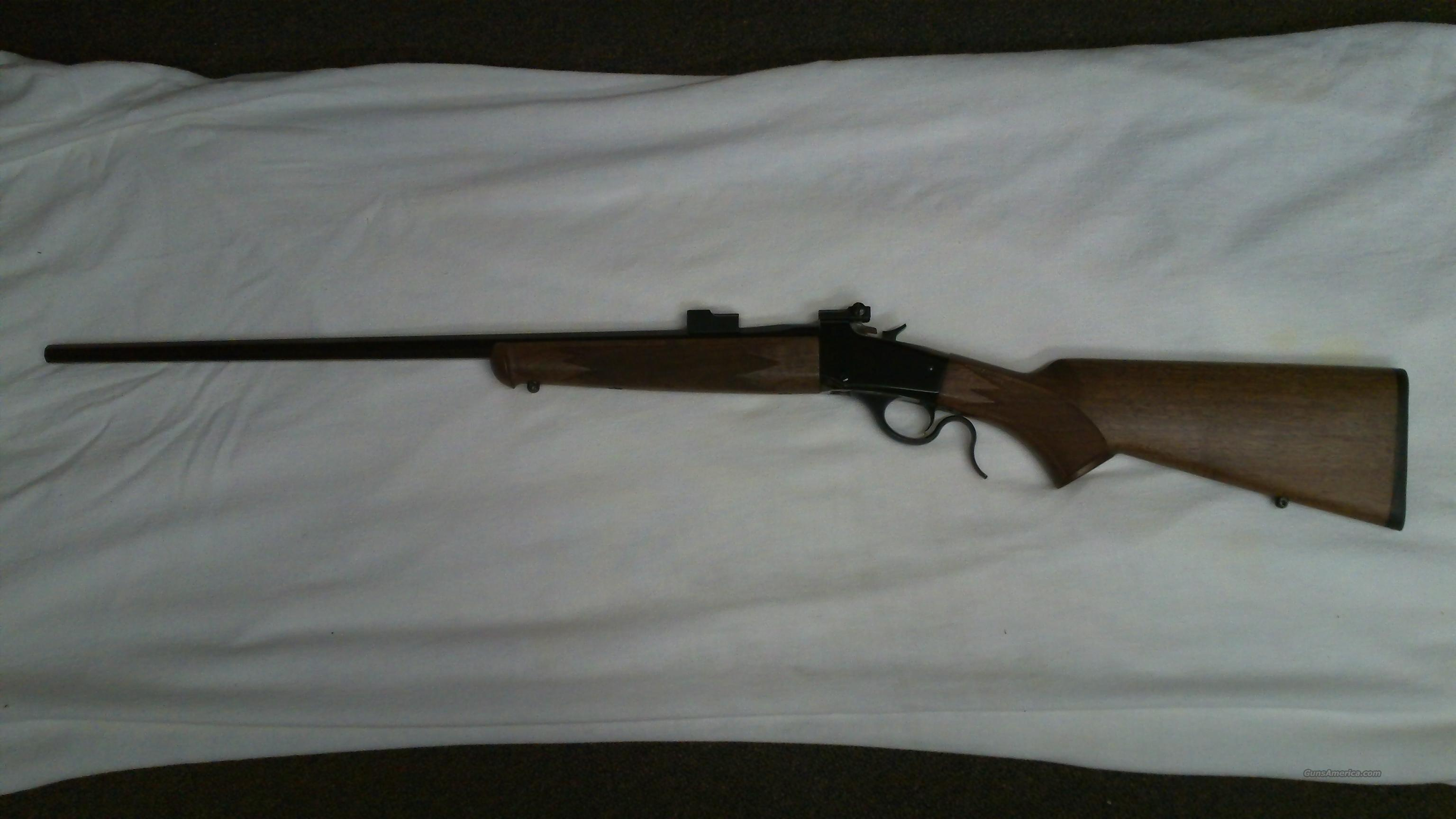 for sale new mfg. 1885 win. low wall  Guns > Rifles > Winchester Rifles - Modern Bolt/Auto/Single > Single Shot