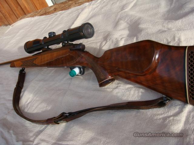 German Mark V Deluxe 300 Weatherby  Guns > Rifles > Weatherby Rifles > Sporting
