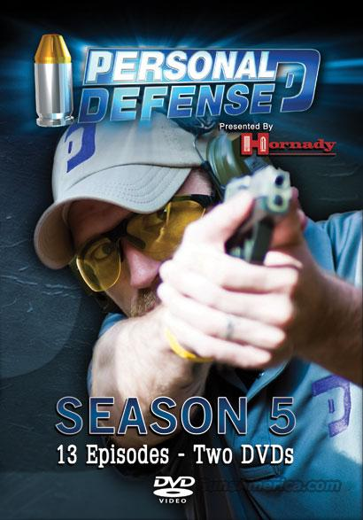 Personal Defense TV Season 5 DVD Set  Non-Guns > Educational Tapes/Courses