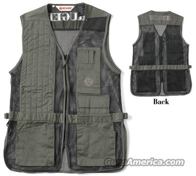 Ruger Shooting Vest Size XL  Non-Guns > Logo & Clothing Merchandise