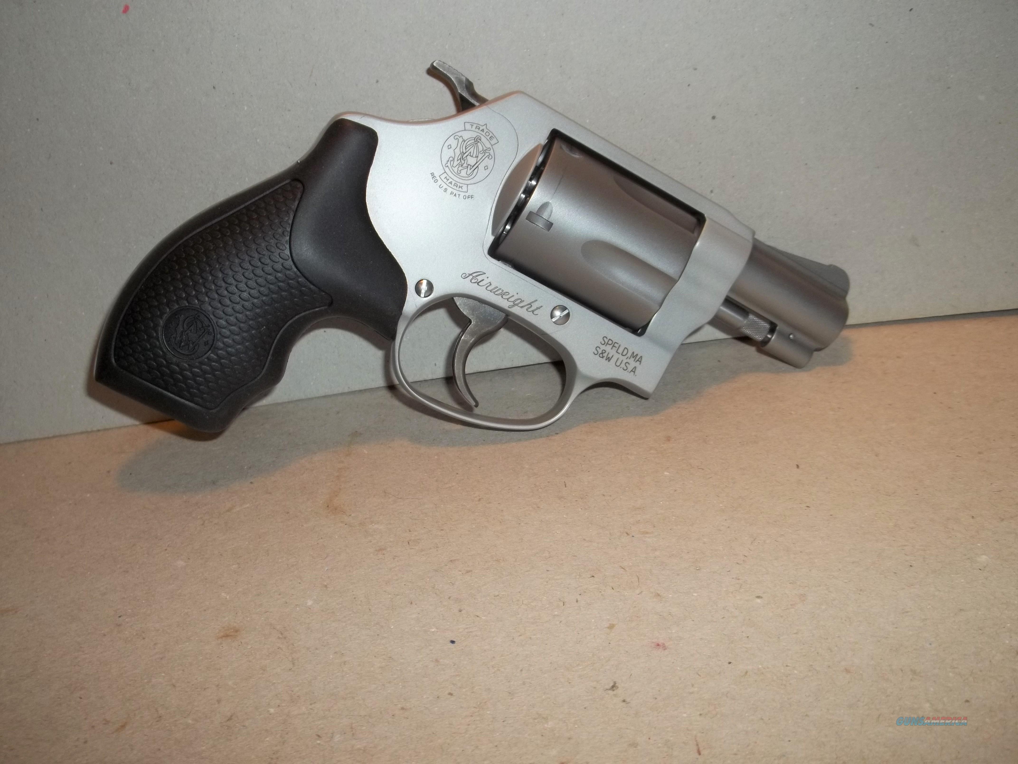 S&W J Frame Model 642 .38spl  Guns > Pistols > Smith & Wesson Revolvers > Small Frame ( J )