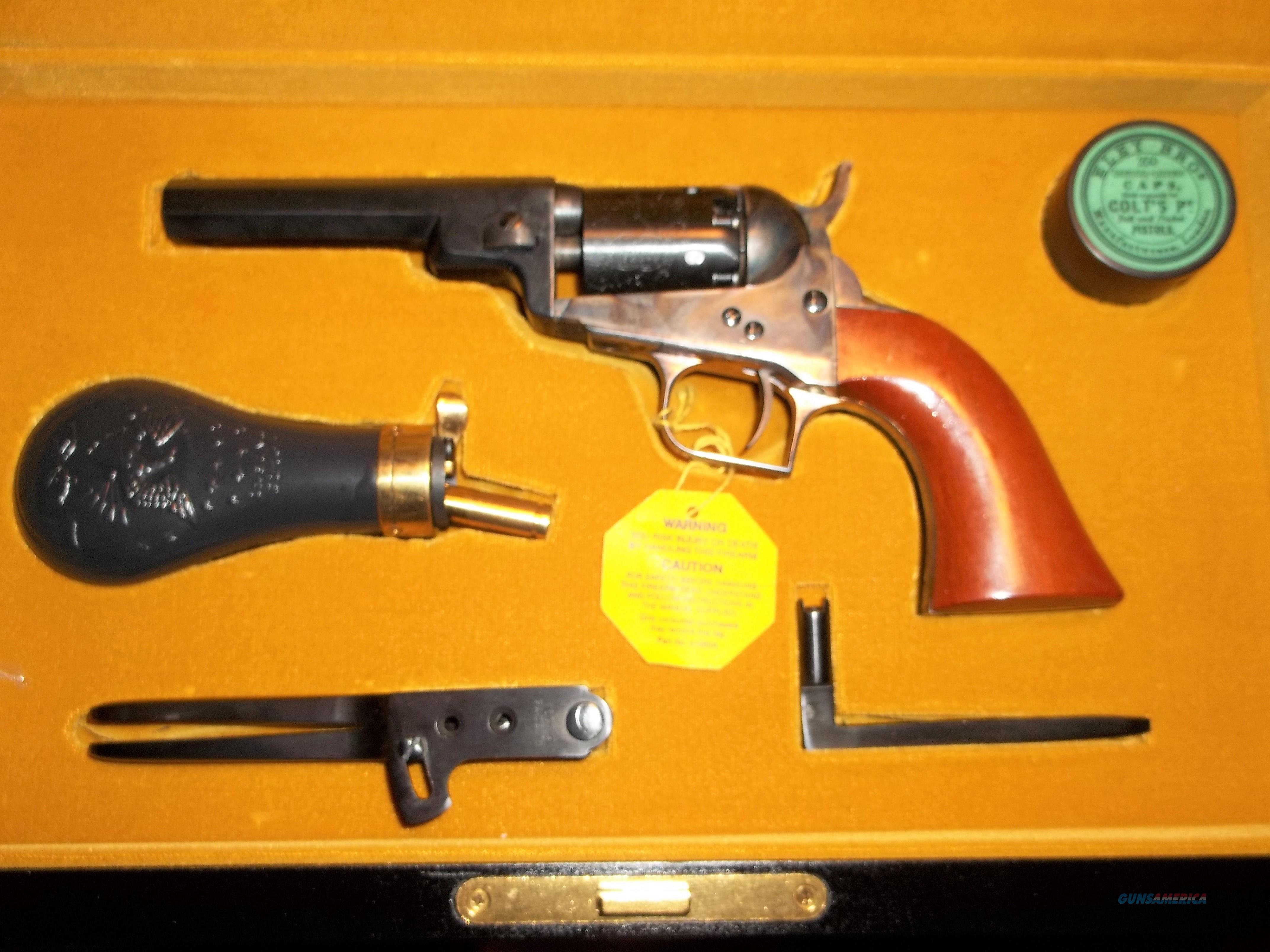 Colt Baby Dragoon 1-500 Linited Edition Set  Guns > Pistols > Colt Percussion Revolver - Modern