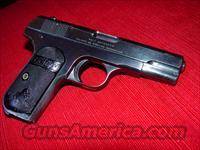 Colt Model 1903 Pocket Hammerless .32 ACP  Colt Automatic Pistols (.25, .32, & .380 cal)
