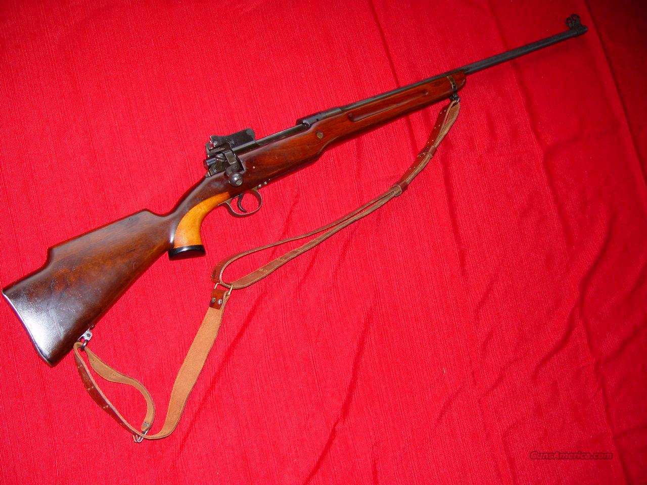 U.S. Model 1917 Remington Enfield Rifle, .30-06 Sporterized   Guns > Rifles > Military Misc. Rifles US > 1903 Springfield/Variants