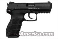 HECKLER AND KOCH (HK USA) P30S (V3) 9MM  Guns > Pistols > Heckler & Koch Pistols > Polymer Frame
