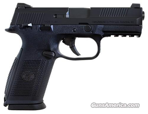 FNH USA FNS-9 9MM, 66927  Guns > Pistols > FNH - Fabrique Nationale (FN) Pistols > High Power Type