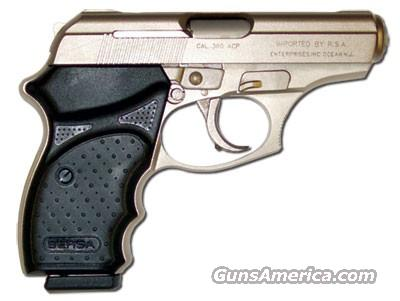 BERSA THUNDER 380 BERSA THUNDER 380 CONCEALED CARRY 380 CONCEALED CARRY 380 ACP  Guns > Pistols > Bersa Pistols