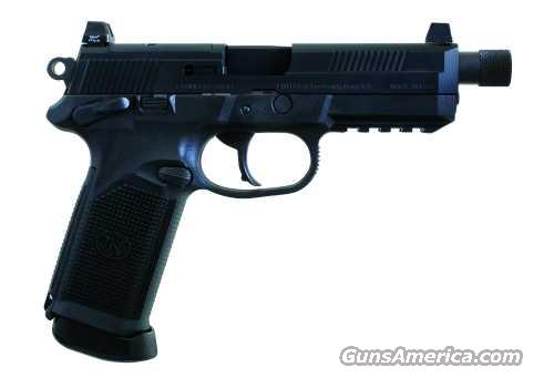 FNH USA FNX-45 Tactical 45 ACP  Guns > Pistols > FNH - Fabrique Nationale (FN) Pistols > FNP