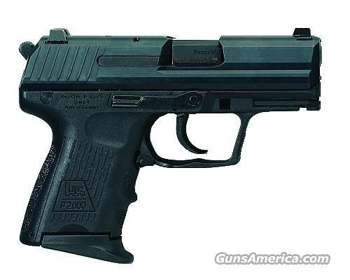 HECKLER AND KOCH (HK USA) P2000 SK (V3) 9MM  Guns > Pistols > Heckler & Koch Pistols > Polymer Frame