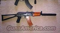 Bulgarian Krink Aks-74u   Guns > Rifles > AK-47 Rifles (and copies) > Folding Stock