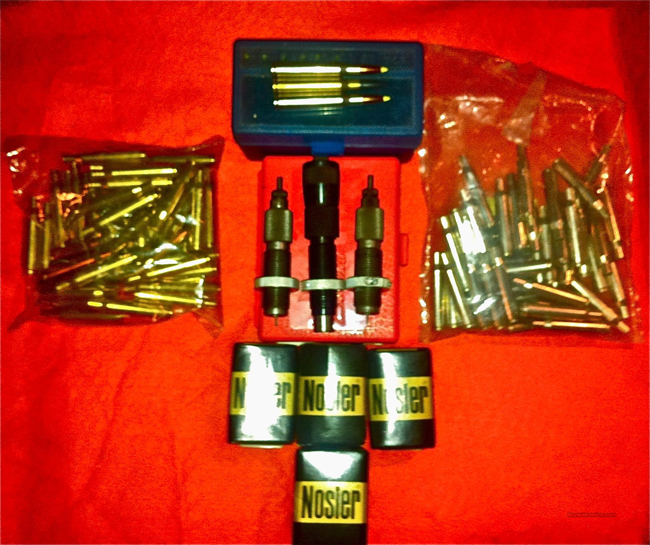 270 Win Forester 3 Die Set & Components & Ammo Package  Non-Guns > Reloading > Equipment > Metallic > Dies