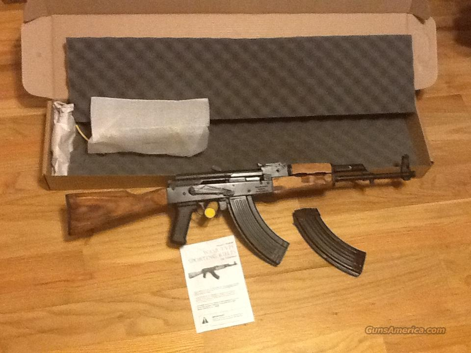AK-47 WASR-10/63 in 7.62x39 from Romania New in Box  Guns > Rifles > AK-47 Rifles (and copies) > Full Stock