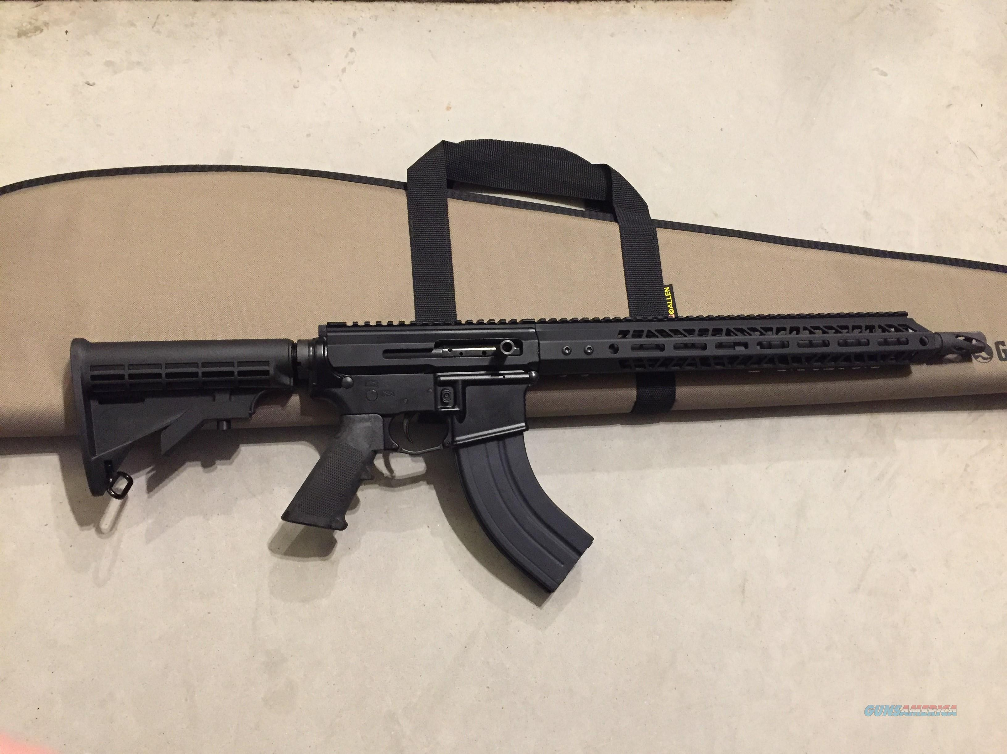 AR47 AR15 in 7.62x39mm Side charging (AK-47/SKS round)  Military Specification AR-15/ AR-47 new in soft case (No Card Fees Added)  Guns > Rifles > AR-15 Rifles - Small Manufacturers > Complete Rifle