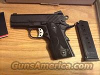 1911 (ATI) FX Titan .45acp w/ Crimson Trace Laser grips New in box  Guns > Pistols > 1911 Pistol Copies (non-Colt)