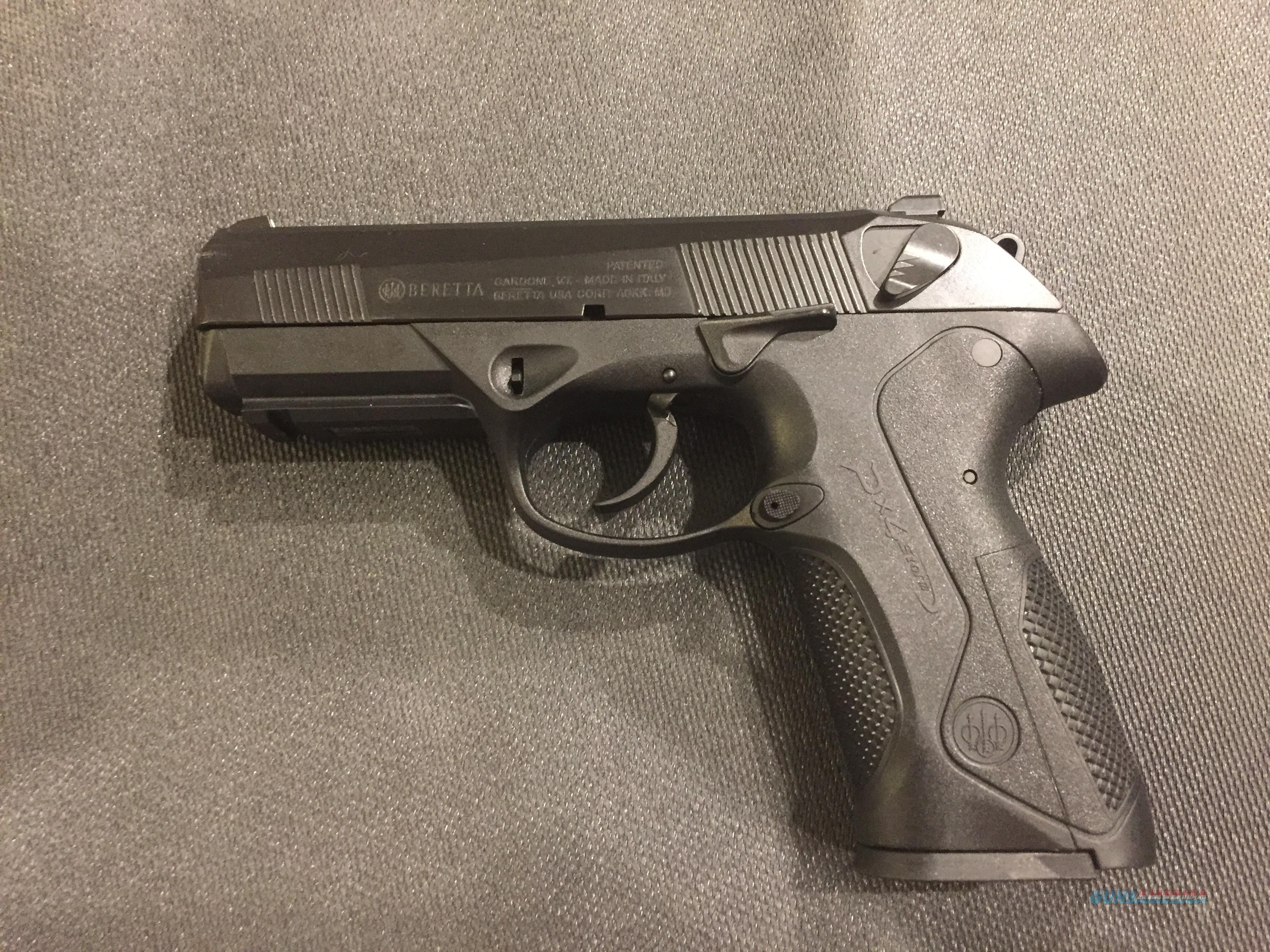 Beretta PX4 Storm in .40 S&W excellent condition (no card fees added)  Guns > Pistols > Beretta Pistols > Polymer Frame