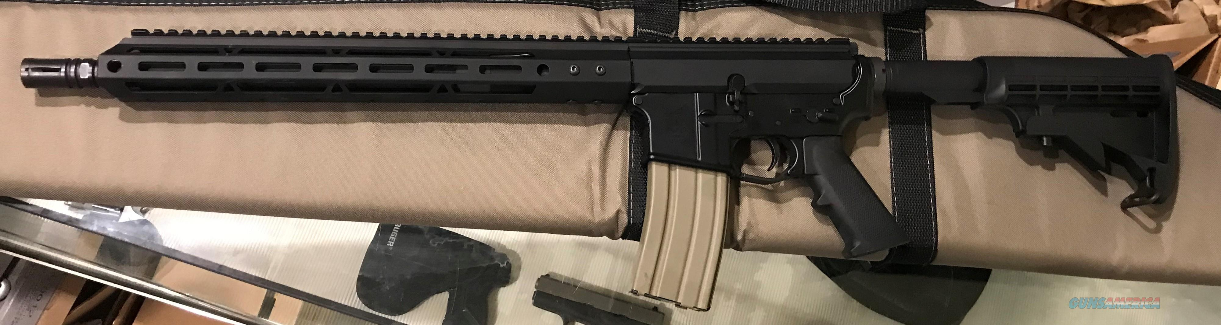 AR15 in 300 Blackout AR-15 .300 ACC Blackout / 300 Whisper New in soft case (No Card Fees Added)  Guns > Rifles > AR-15 Rifles - Small Manufacturers > Complete Rifle