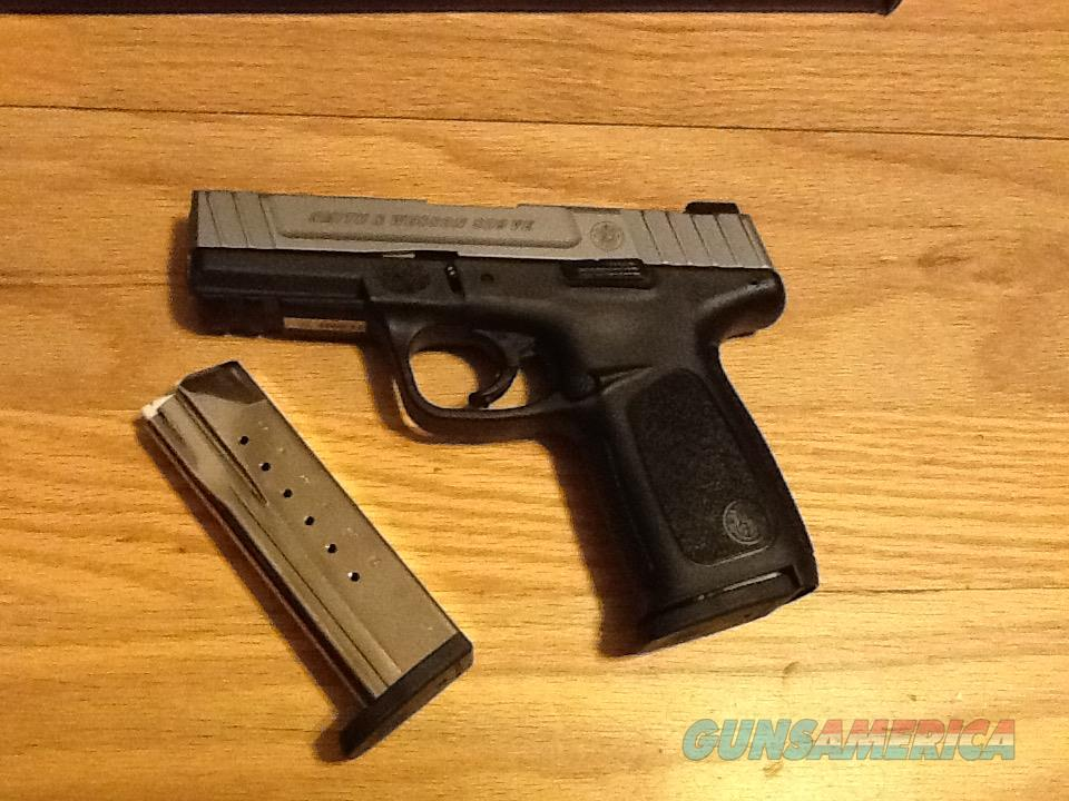 S&W SD9 VE 9mm semi-auto pistol Smith and Wesson SD9VE New in box  Guns > Pistols > Smith & Wesson Pistols - Autos > Polymer Frame