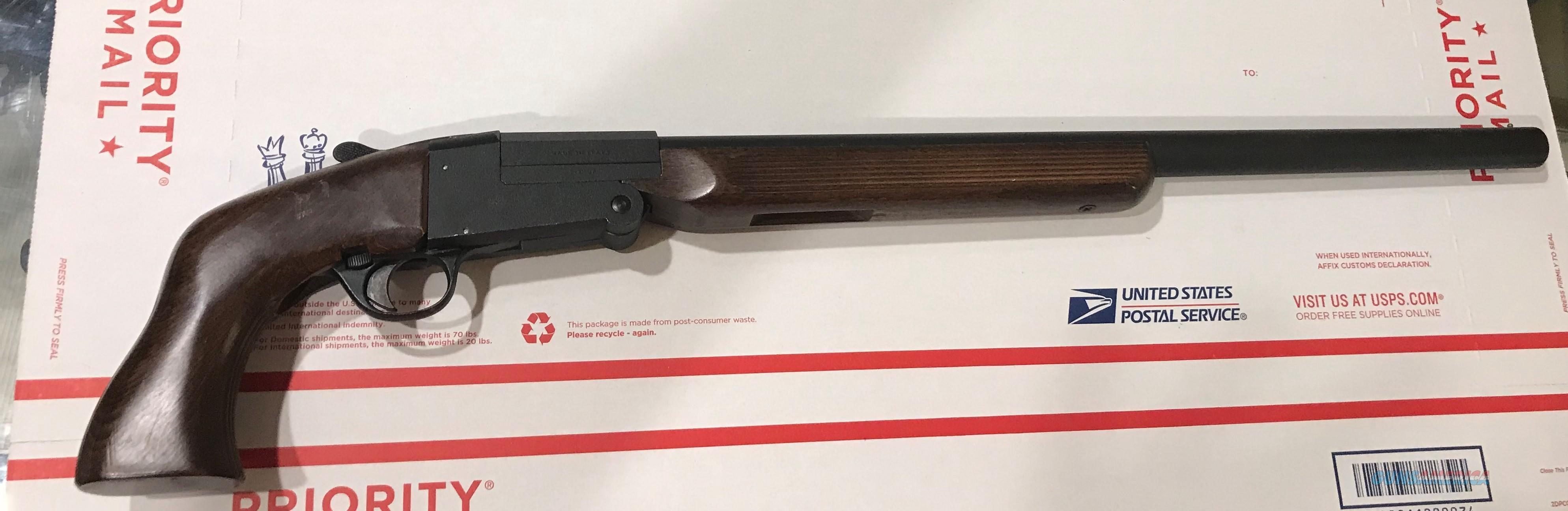 American Arms single shot 12 gauge shotgun very good condition  (No card fees added)  Guns > Shotguns > American Arms Shotguns