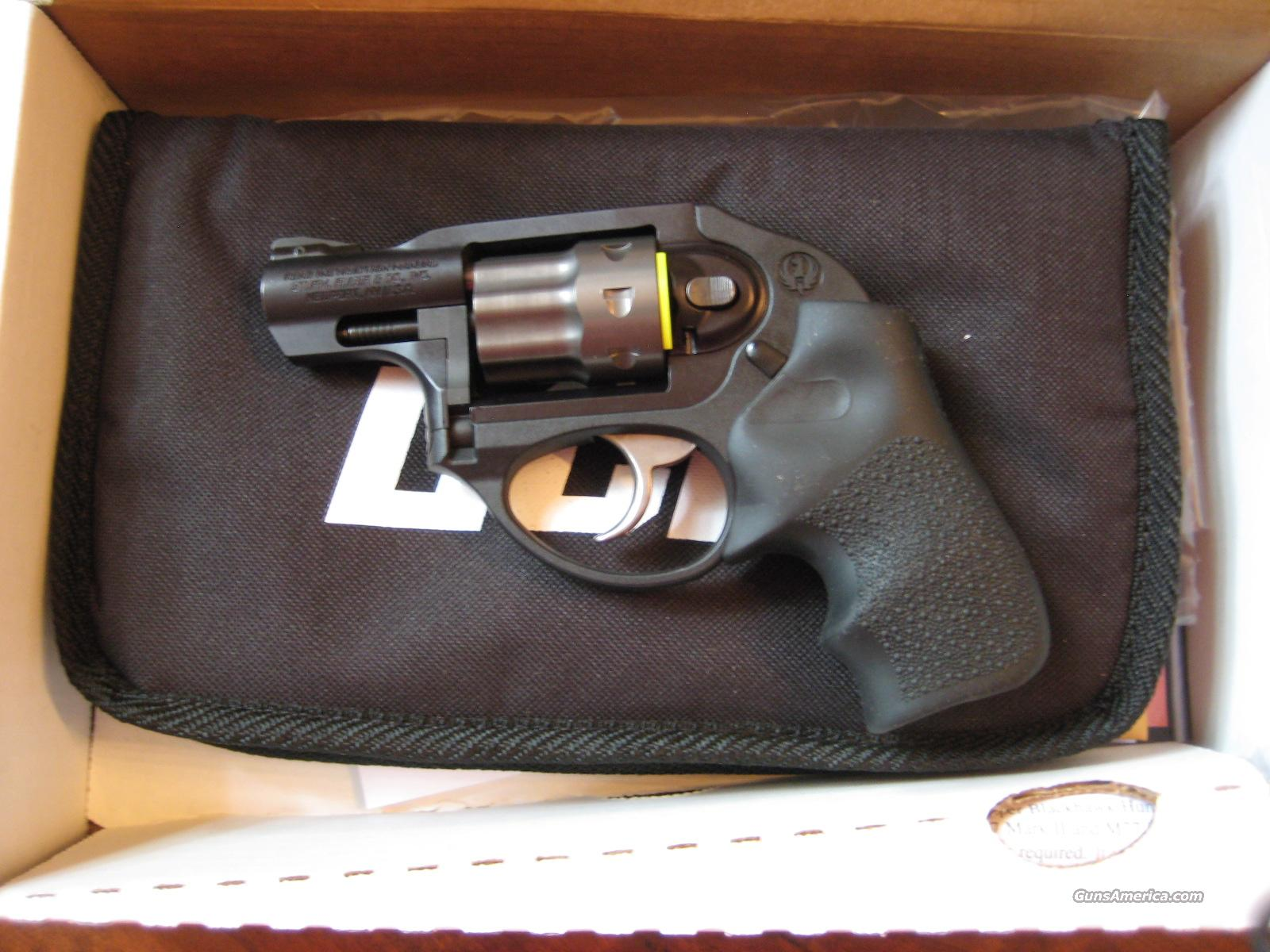Ruger LCR in .22 LR New In Box   Guns > Pistols > Ruger Double Action Revolver > LCR