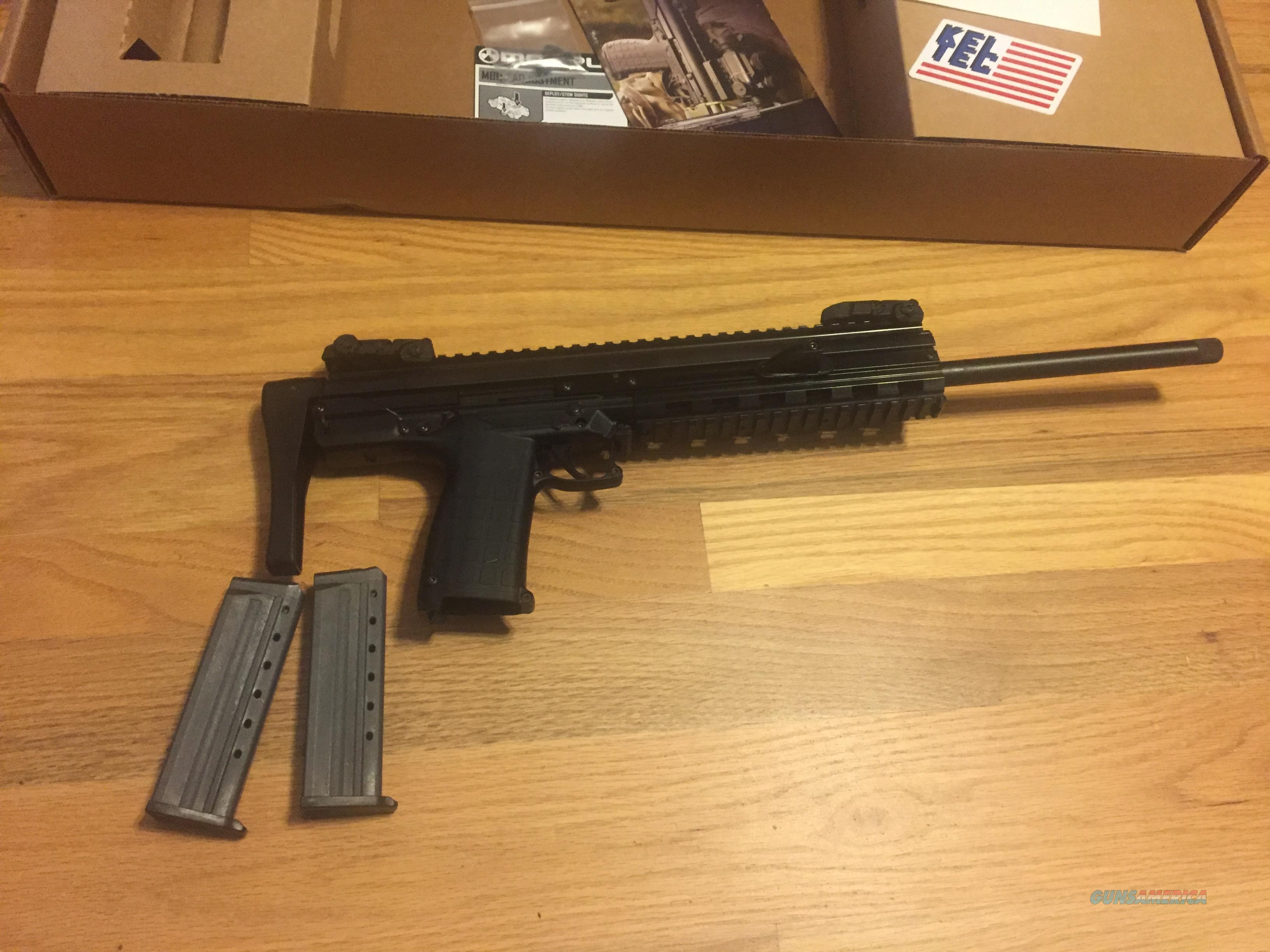 Kel-Tec CMR 30 in .22 WMR (22 mag) with two 30 round magazines CMR30 New in box  Guns > Rifles > Kel-Tec Rifles