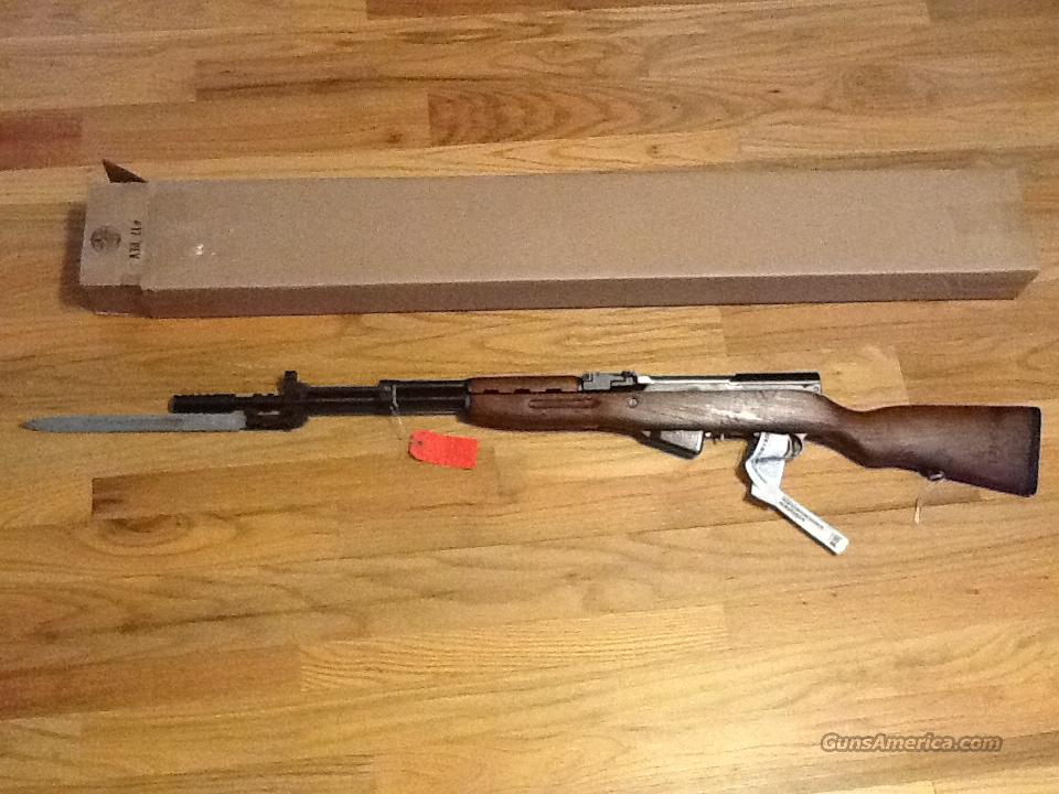 SKS YUGO M59/66 w/Bayonet in 7.62x39mm Just in from Importer.  Guns > Rifles > SKS Rifles