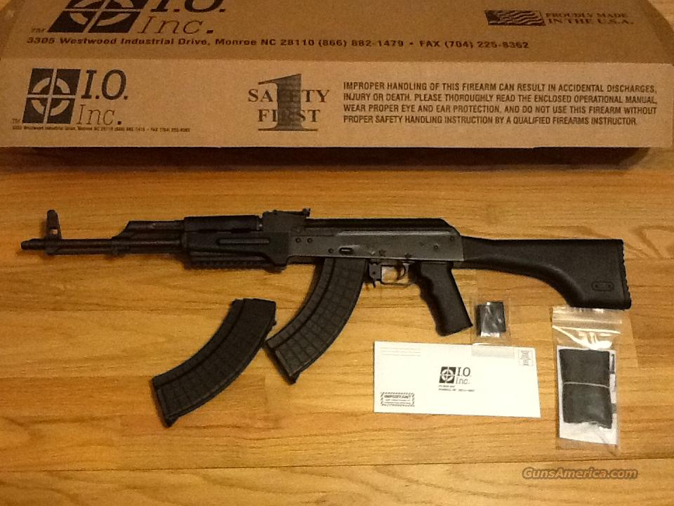 AK47 made in NC ,USA in 7.62x39 New in box  Guns > Rifles > AK-47 Rifles (and copies) > Full Stock