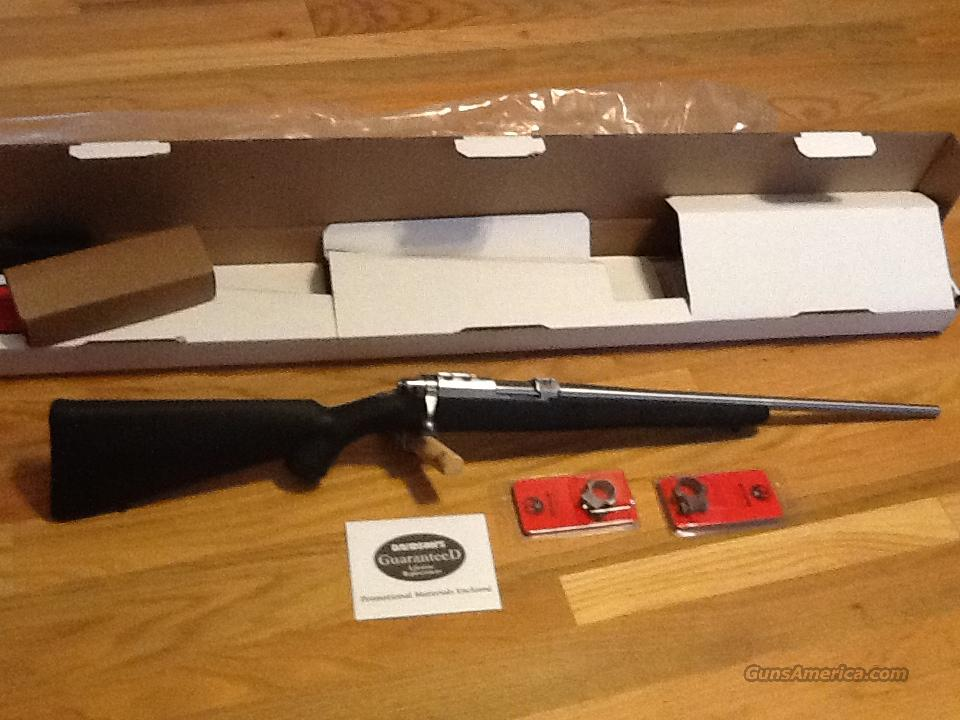 Ruger 77/17 Stainless Steel 17HMR  New in box  Guns > Rifles > Ruger Rifles > Model 77
