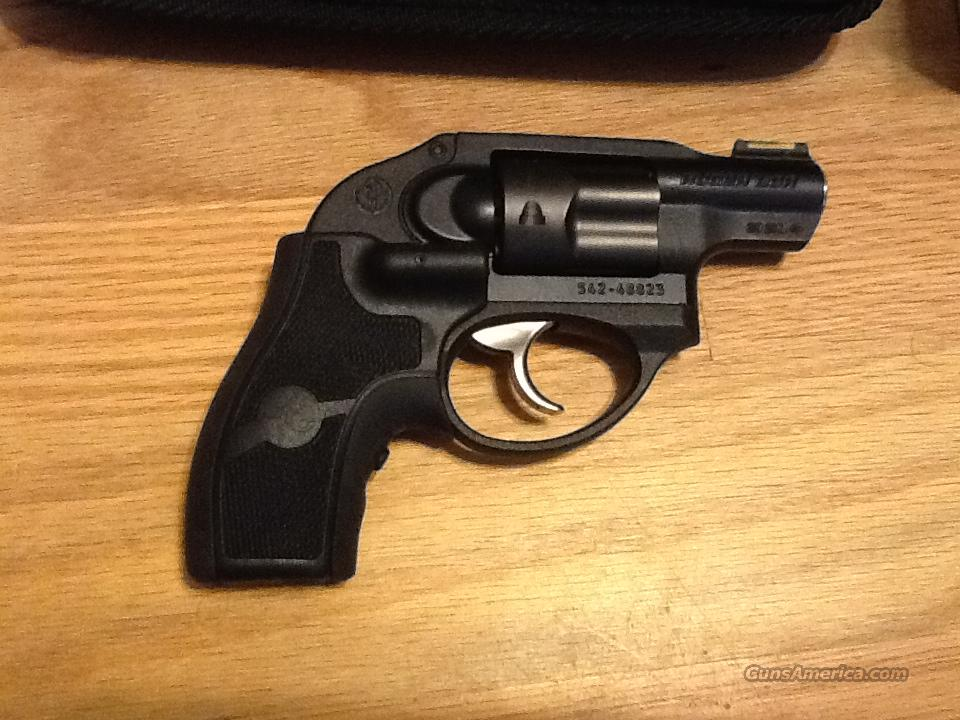 Ruger LCR .38 special +P w/Crimson Trace Laser Grips New in box  Guns > Pistols > Ruger Double Action Revolver > LCR