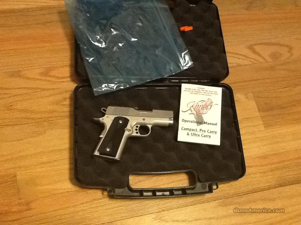 Kimber Stainless Ultra Carry II in 9mm New in Box  Guns > Pistols > Kimber of America Pistols